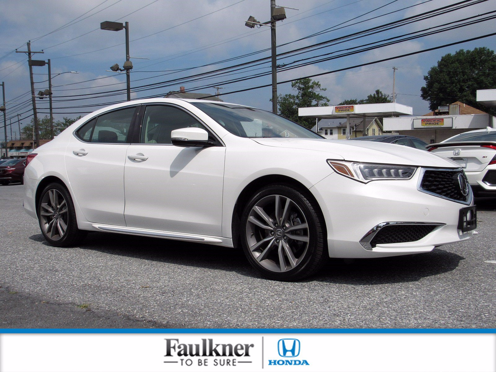Pre-Owned 2020 Acura TLX w/Technology Pkg