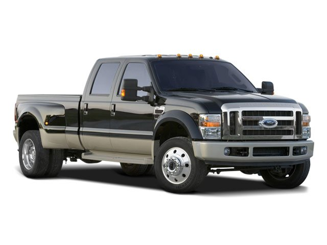 Pre-Owned 2008 Ford Super Duty F-450 DRW 4WD Crew Cab 172 Lariat
