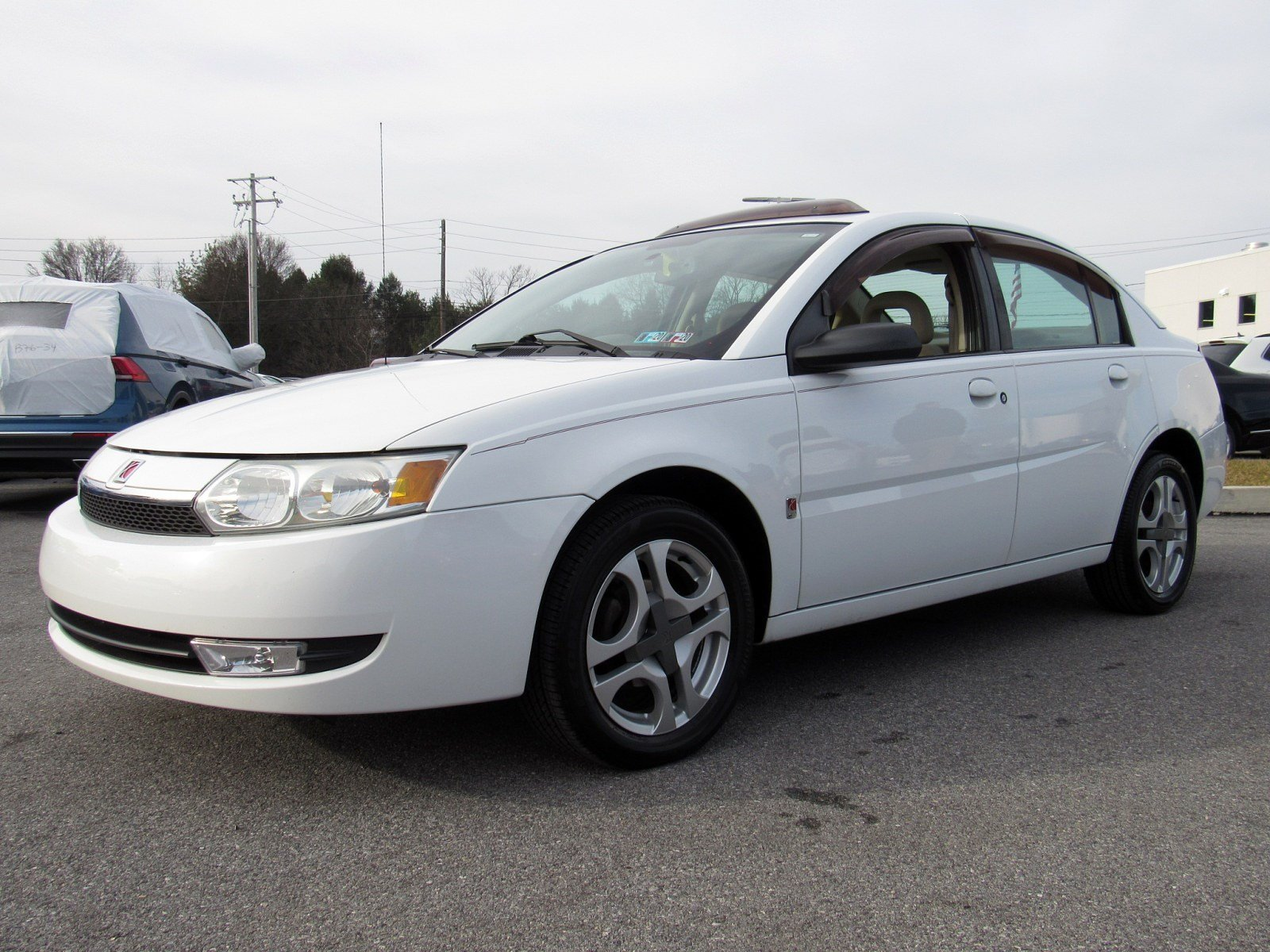 Pre-Owned 2004 Saturn Ion ION 3