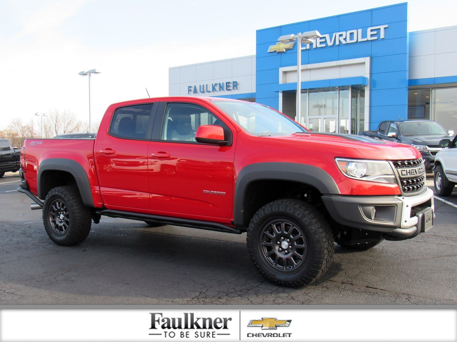 Pre-Owned 2019 Chevrolet Colorado 4WD ZR2