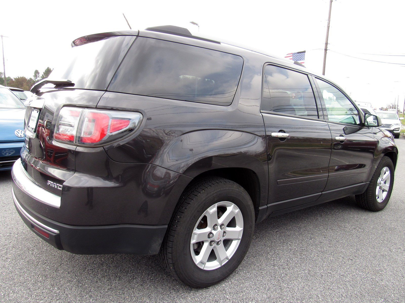 Pre-Owned 2014 GMC Acadia SLE
