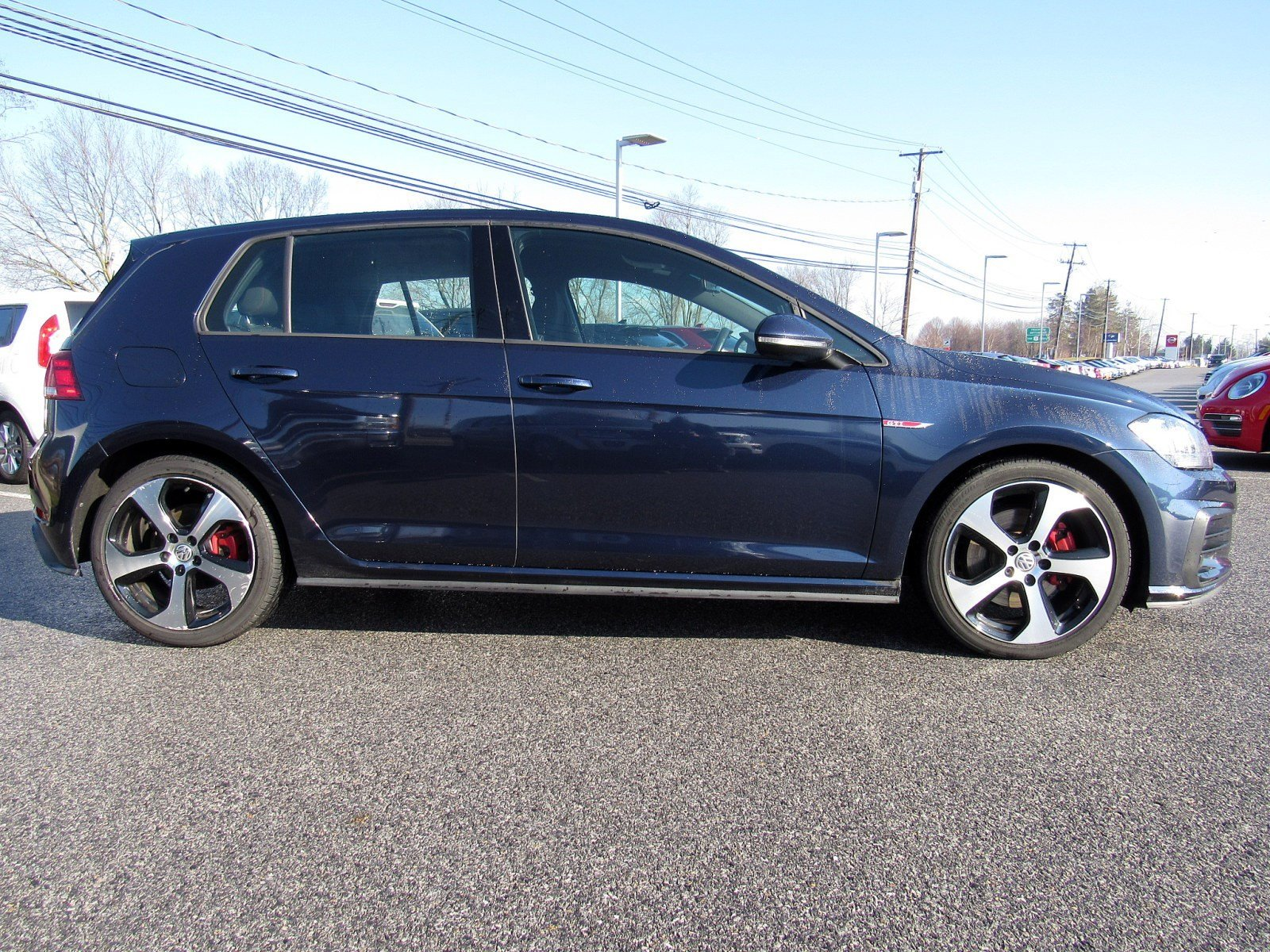 Certified Pre-Owned 2018 Volkswagen Golf GTI S