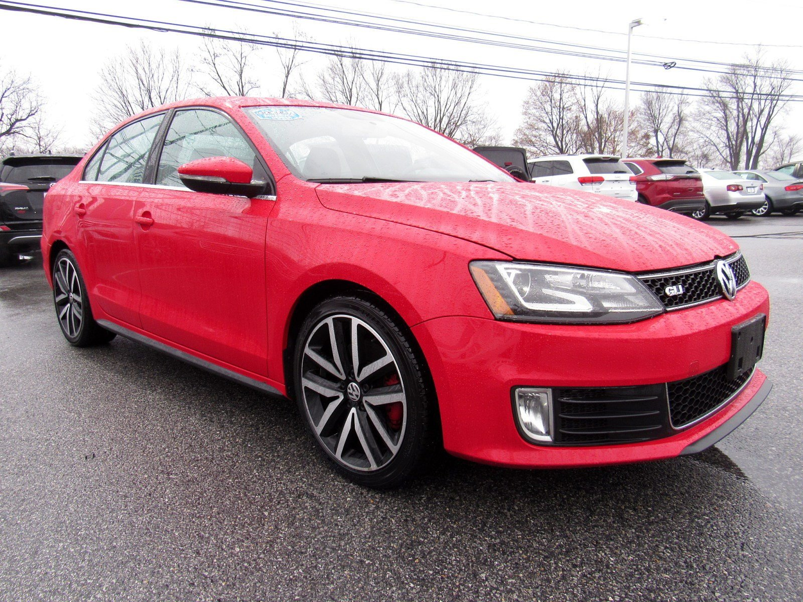 Pre-Owned 2013 Volkswagen GLI Autobahn with Nav