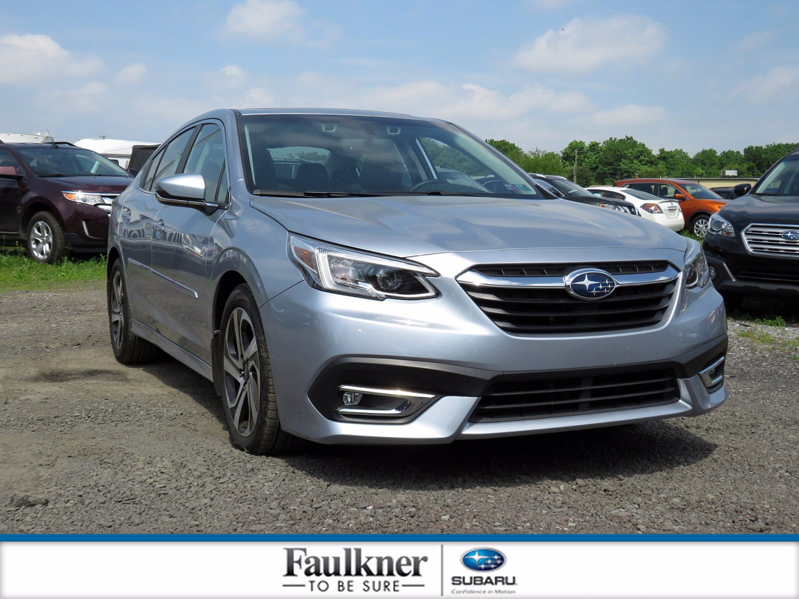 Pre-Owned 2020 Subaru Legacy Limited