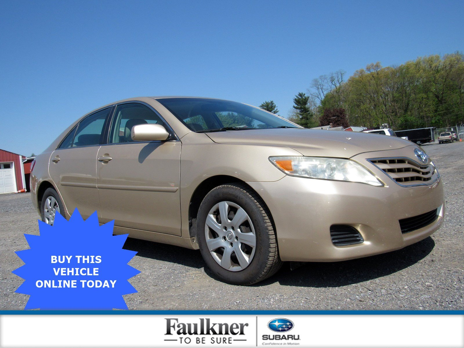 Pre-Owned 2011 Toyota Camry Base