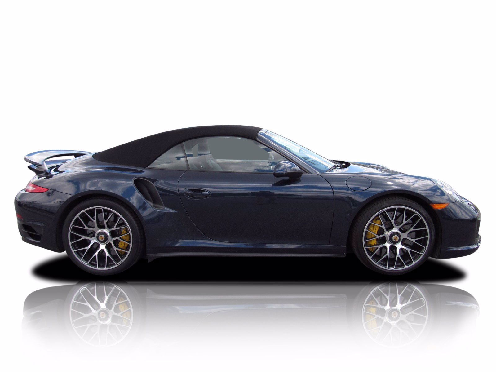 Pre-Owned 2015 Porsche 911 Turbo