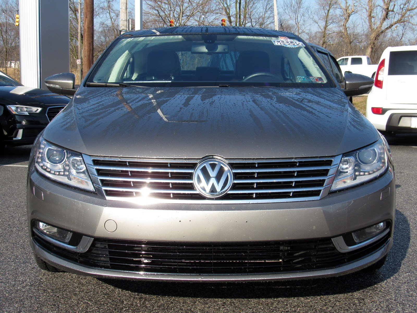 Pre-Owned 2014 Volkswagen CC Executive