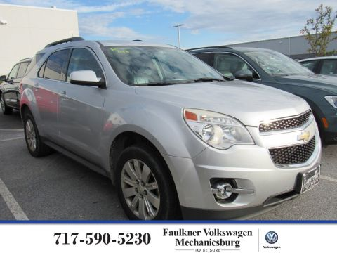 Pre-Owned 2011 Chevrolet Equinox LT with 2LT