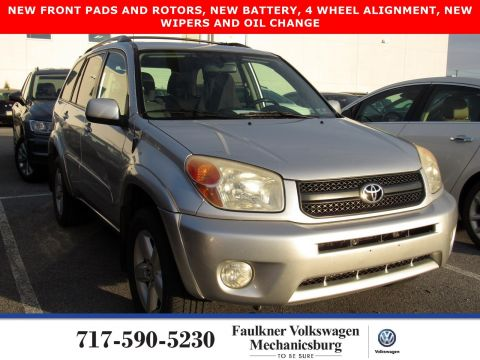 Pre-Owned 2004 Toyota RAV4 4dr Auto 4WD
