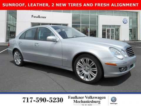 Pre-Owned 2008 Mercedes-Benz E-Class Luxury 3.5L