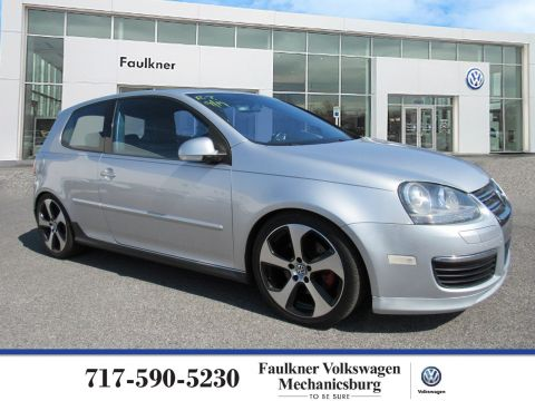 Pre-Owned 2006 Volkswagen New GTI 2dr HB 2.0T Manual
